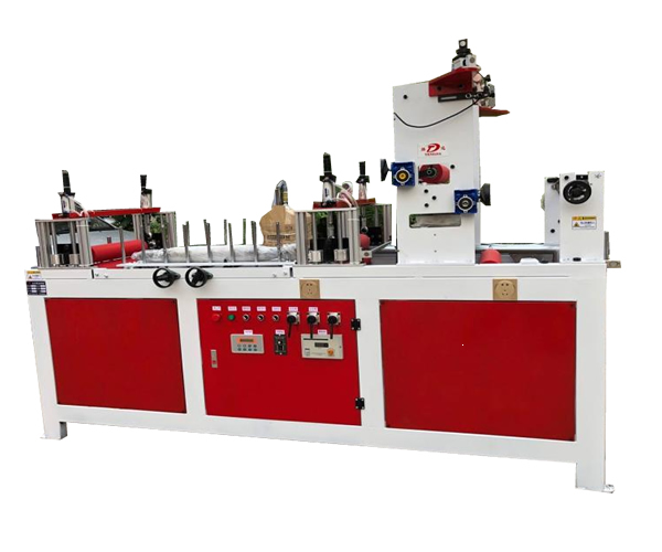 山东枣庄腾达在线包覆机设备制造已完成,准备发货。
