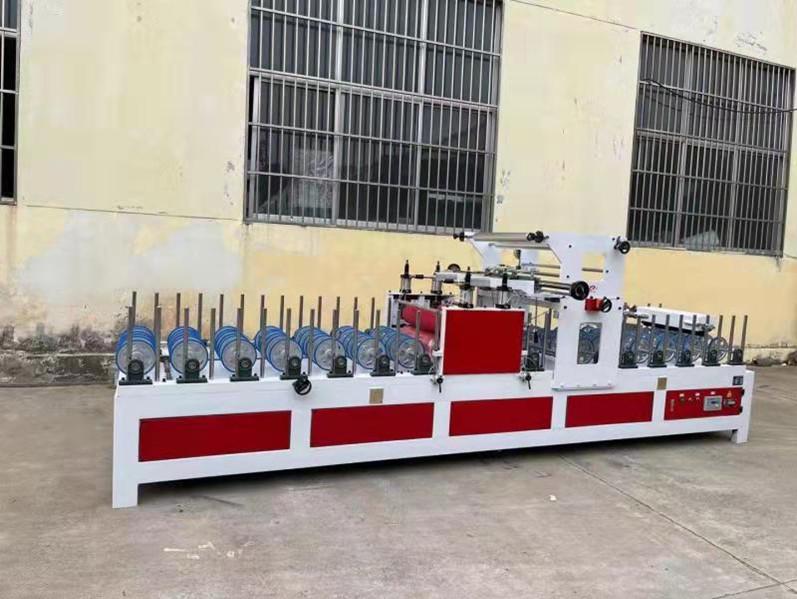 北京600型PUR热胶包覆机